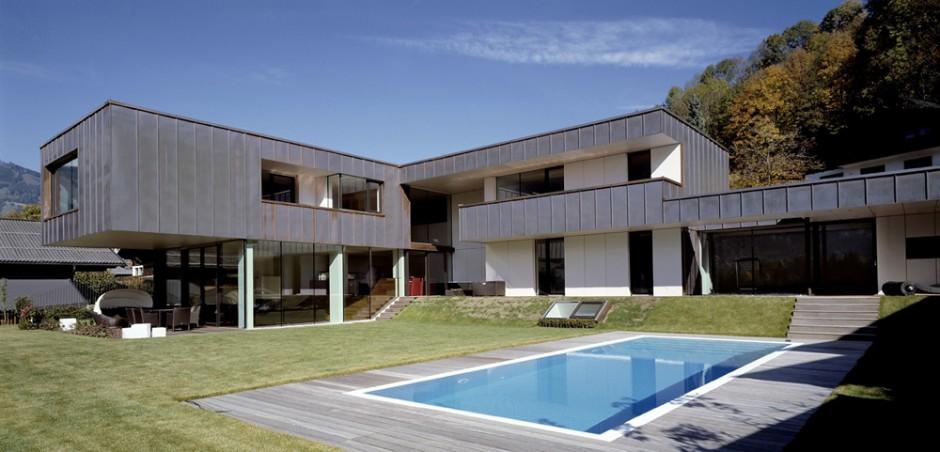 Les da la bienvenida for Casa moderna miami website
